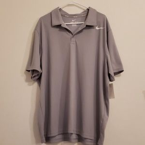 NWT! NIKE DRI-FIT Tennis Shirt